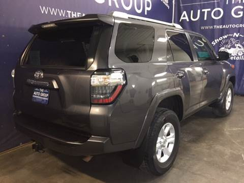 2016 Toyota 4Runner for sale at The Auto Group in Sioux Falls SD