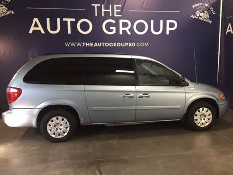2006 Chrysler Town and Country for sale at The Auto Group in Sioux Falls SD