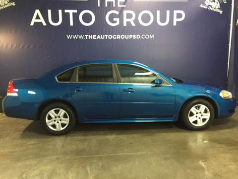 2010 Chevrolet Impala for sale at The Auto Group in Sioux Falls SD