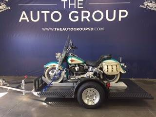 1991 Harley-Davidson Heritage Softail  for sale at The Auto Group in Sioux Falls SD