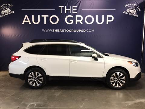 2015 Subaru Outback for sale at The Auto Group in Sioux Falls SD