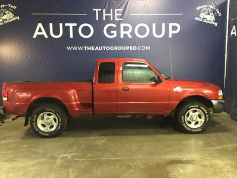 2000 Ford Ranger for sale at The Auto Group in Sioux Falls SD