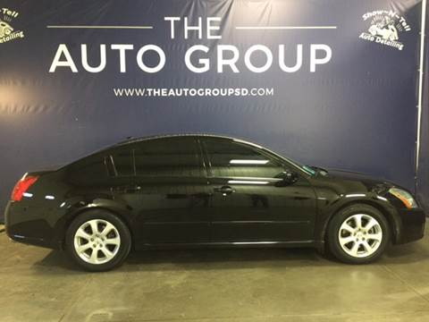 2008 Nissan Maxima for sale in Sioux Falls, SD