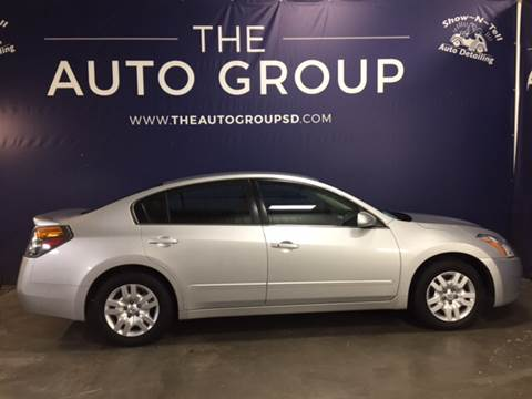 2012 Nissan Altima for sale in Sioux Falls, SD