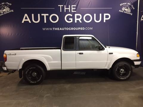 2002 Mazda Truck for sale at The Auto Group in Sioux Falls SD