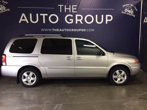 2008 Chevrolet Uplander for sale at The Auto Group in Sioux Falls SD