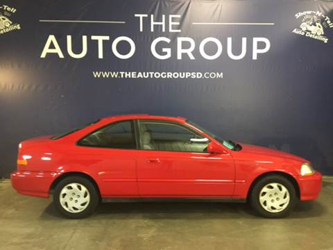 1997 Honda Civic for sale at The Auto Group in Sioux Falls SD