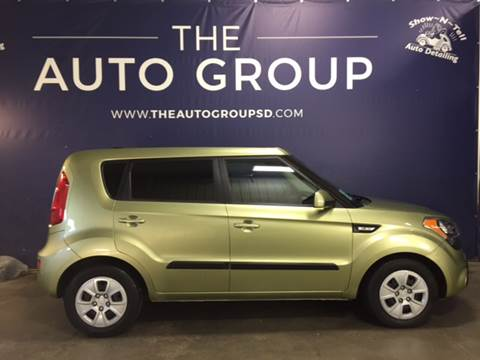 2012 Kia Soul for sale at The Auto Group in Sioux Falls SD
