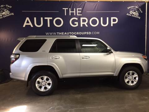 2016 Toyota 4Runner for sale in Sioux Falls, SD