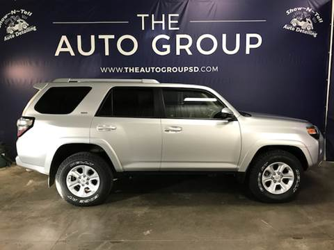Used toyota 4runner for sale in south dakota for Billion motors sioux falls south dakota