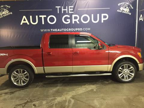 2010 ford f 150 for sale in sioux falls sd for Wheel city motors sioux falls sd
