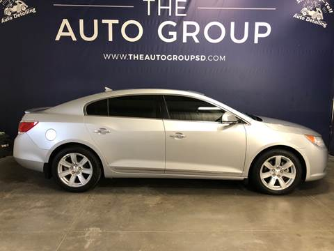 buick tucker lacrosse cars in cxl for used sale