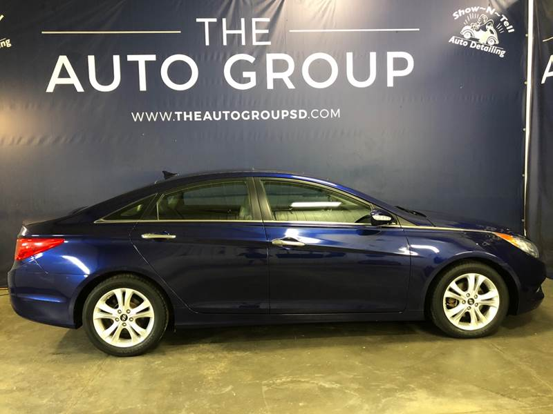 2011 Hyundai Sonata For Sale At The Auto Group In Sioux Falls SD