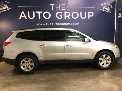 2010 Chevrolet Traverse For Sale At The Auto Group In Sioux Falls SD