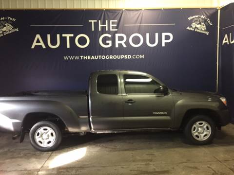 2013 Toyota Tacoma for sale at The Auto Group in Sioux Falls SD