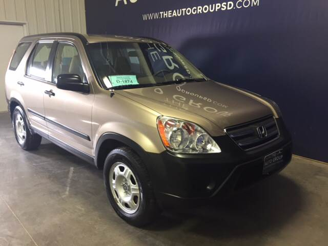 2006 Honda CR-V for sale at The Auto Group in Sioux Falls SD