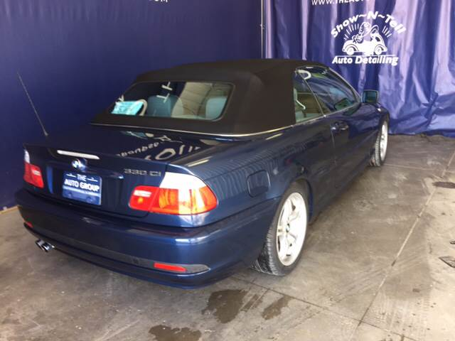 2004 BMW 3 Series for sale at The Auto Group in Sioux Falls SD