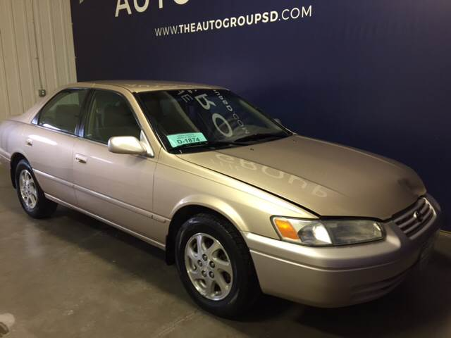 1999 Toyota Camry for sale at The Auto Group in Sioux Falls SD