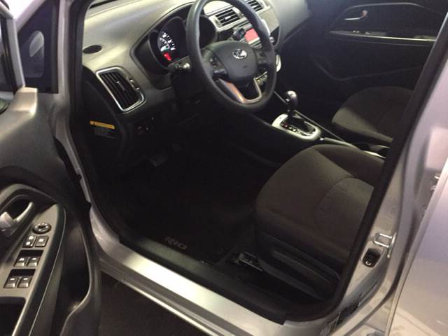 2016 Kia Rio for sale at The Auto Group in Sioux Falls SD