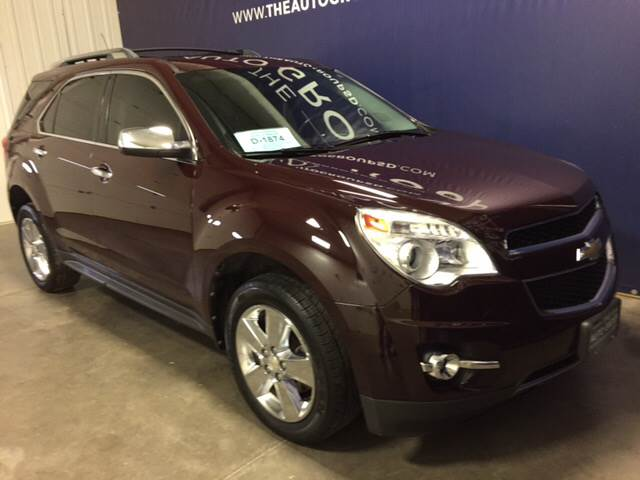 2011 Chevrolet Equinox for sale at The Auto Group in Sioux Falls SD