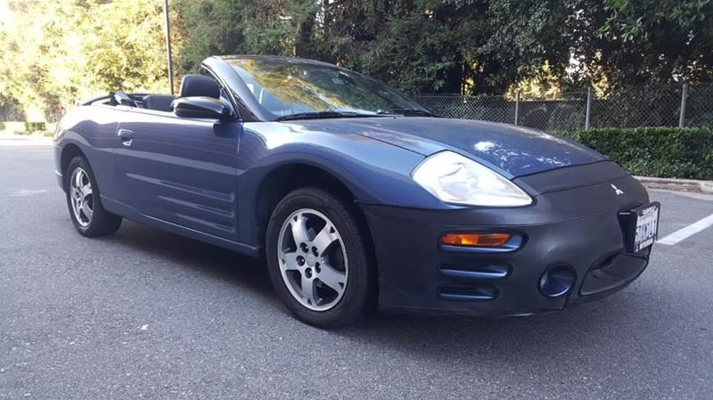 2003 Mitsubishi Eclipse Spyder Gs 2dr Convertible In Campbell Ca A