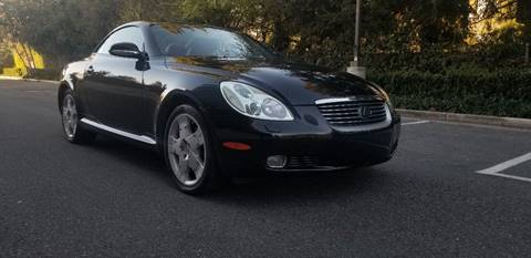 Superbe 2003 Lexus SC 430 For Sale In Campbell, CA