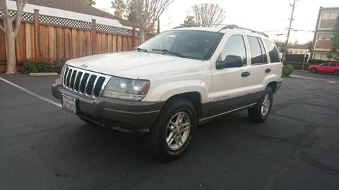 2003 Jeep Grand Cherokee for sale in Campbell, CA