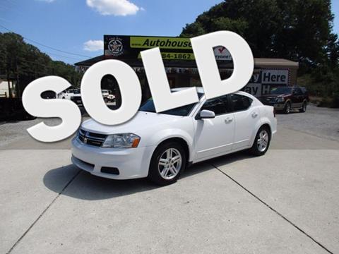 2012 Dodge Avenger for sale in Hiram, GA