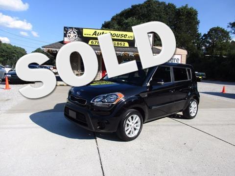 2013 Kia Soul for sale in Hiram, GA