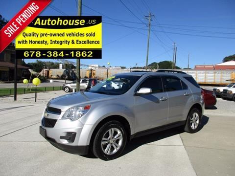 2011 Chevrolet Equinox for sale in Hiram, GA