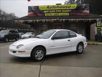 1999 Pontiac Sunfire for sale in Hiram, GA