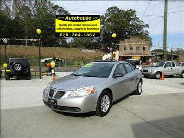 2005 Pontiac G6 for sale in Hiram, GA