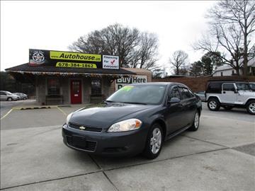 2010 Chevrolet Impala for sale in Hiram, GA