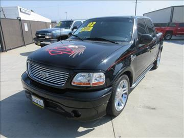 2002 Ford F-150 for sale in El Monte, CA