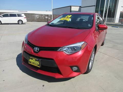 2014 Toyota Corolla for sale in El Monte, CA