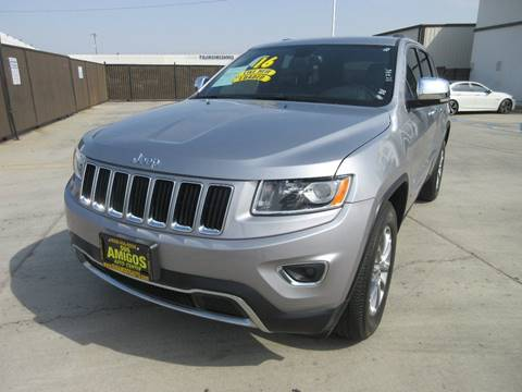 2016 Jeep Grand Cherokee for sale in El Monte, CA