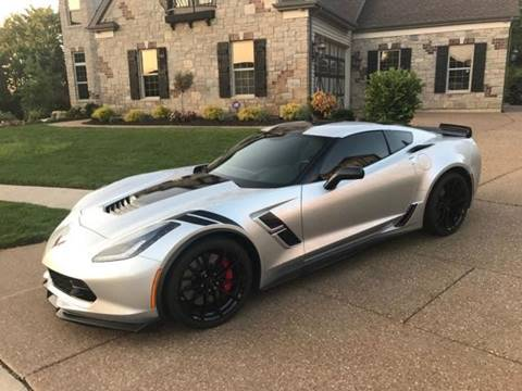 corvette 2017 for sale