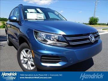 2017 Volkswagen Tiguan for sale in Concord, NC