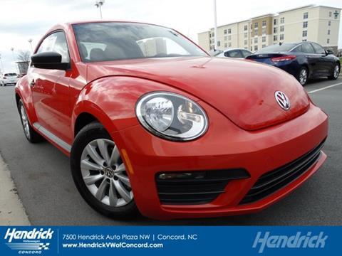 2017 Volkswagen Beetle for sale in Concord, NC