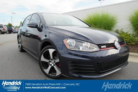 2017 Volkswagen Golf GTI for sale in Concord, NC