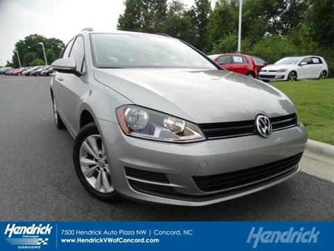 2017 Volkswagen Golf SportWagen for sale in Concord, NC