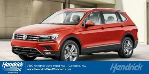 2018 Volkswagen Tiguan for sale in Concord, NC