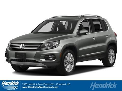 2017 Volkswagen Tiguan Limited for sale in Concord, NC