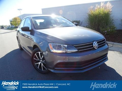 2016 Volkswagen Jetta for sale in Concord, NC