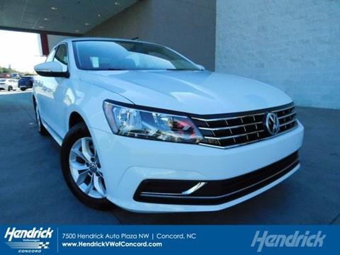 2017 Volkswagen Passat for sale in Concord, NC