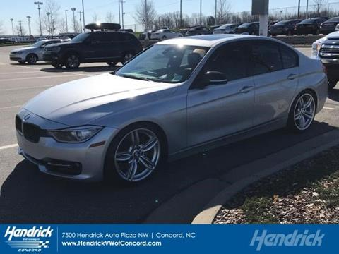 2013 BMW 3 Series for sale in Concord, NC