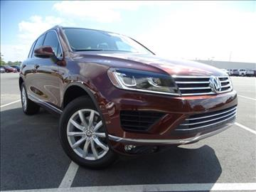 2017 Volkswagen Touareg for sale in Concord, NC