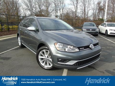 2017 Volkswagen Golf Alltrack for sale in Concord, NC