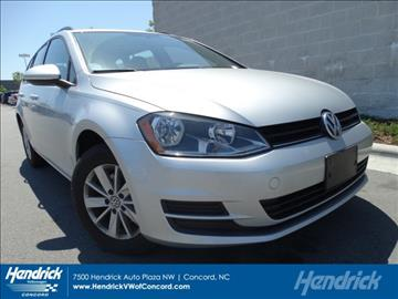 2015 Volkswagen Golf SportWagen for sale in Concord, NC