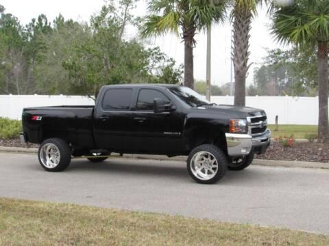 2007 Chevrolet Silverado 2500HD for sale at AEM Automotive in Jacksonville FL